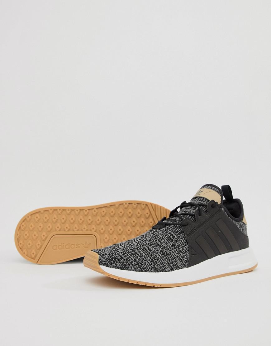 online retailer 7d2e3 1c50a adidas Originals X Plr Trainers In Black Ah2360 in Black for Men - Lyst