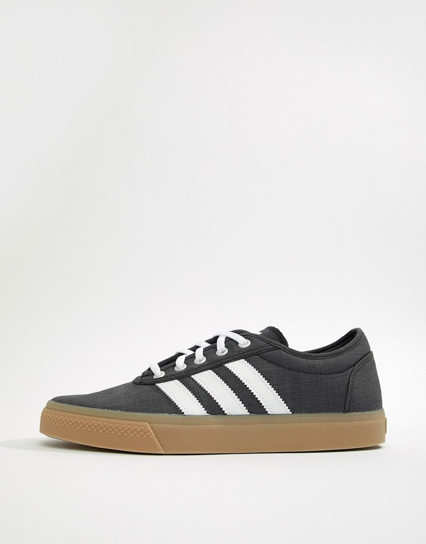 new products ed7dd 424e9 Lyst - adidas Originals Adi-ease Sneakers In Black Cq1067 in Black for Men
