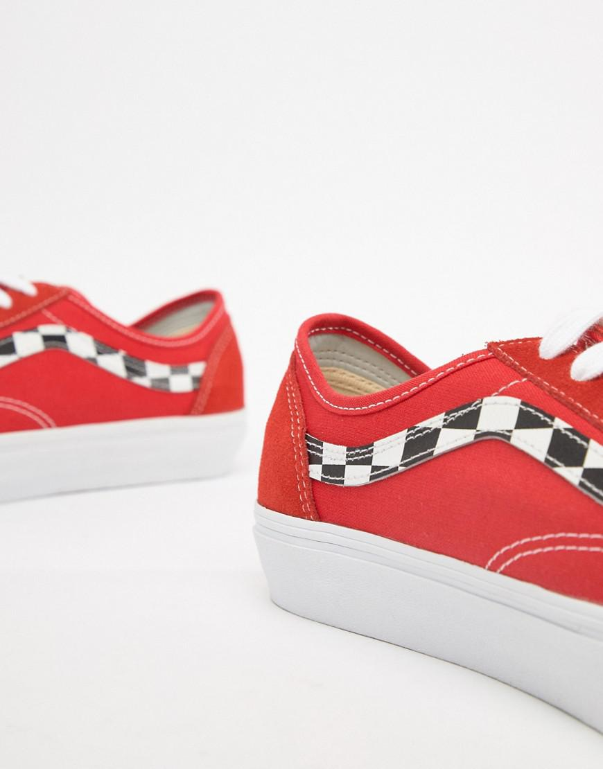 ac135b4990 Vans Style 36 Trainers In Red Exclusive At Asos in Green for Men - Lyst