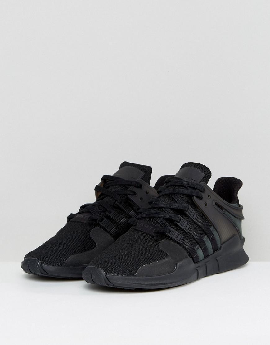 competitive price 1e265 28d2d SKU CP8928 Adidas Originals Eqt Support Adv In Black Cp8928 in Black for  Men - Lyst . ...