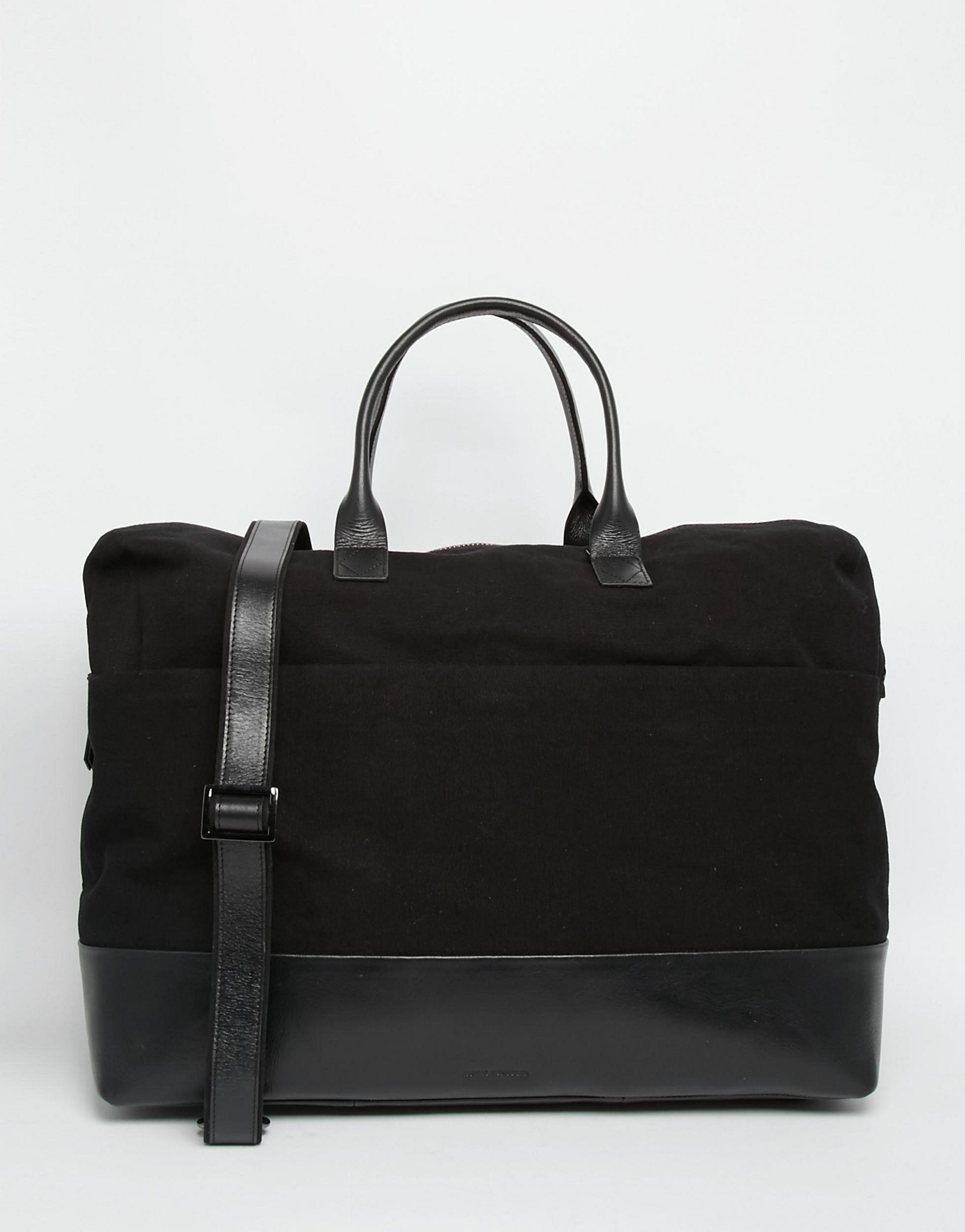 Royal republiq Stay Over Bag in Black for Men