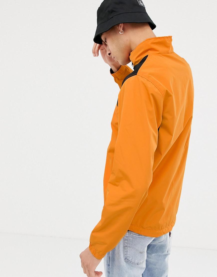 bc5bc3be6f632 Primitive Reversible Cadet Jacket In Orange in Orange for Men - Lyst