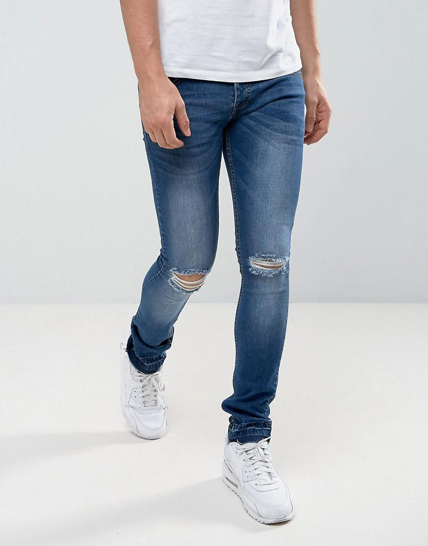 Loyalty and Faith Skinny Fit Jeans with Light Abbrasions in Stone - Stone Loyalty & Faith Buy Cheap Low Price Footlocker Finishline Cheap Price Shopping Online Outlet Sale Real Cheap Online 2018 Newest For Sale XlR2u0