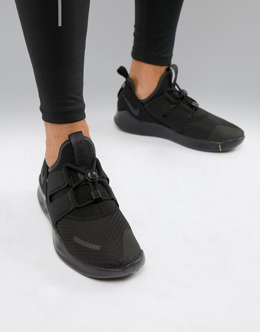 competitive price 45ca9 dfeef 002 Nike Free In Commuter Triple 2018 Aa1620 Run I Sneakers Black rrqzA