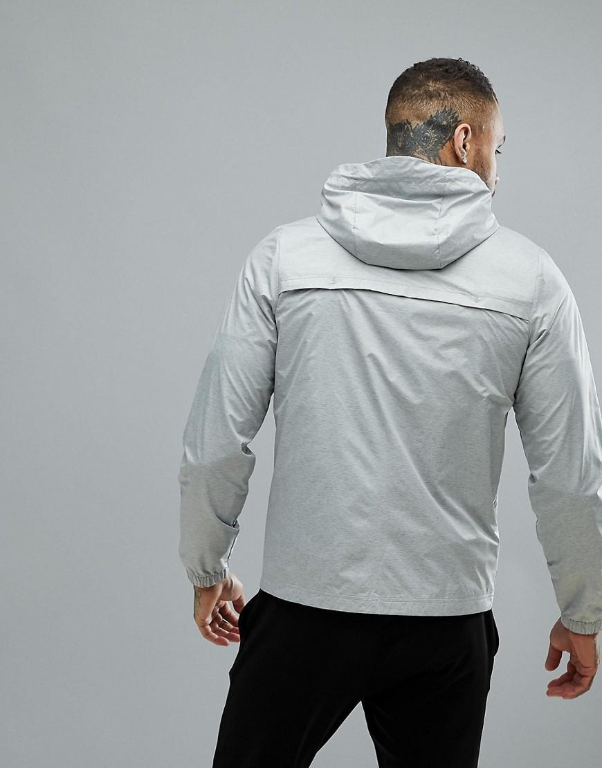 43a3c736f3 Veste capuche et fermeture clair Lacoste Sport pour homme en coloris ...