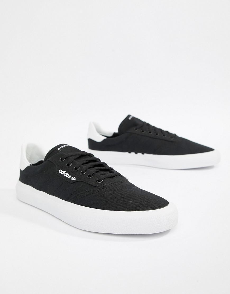 uk availability 93e0c aacd7 adidas Originals. Mens 3mc Trainers In Black B22706