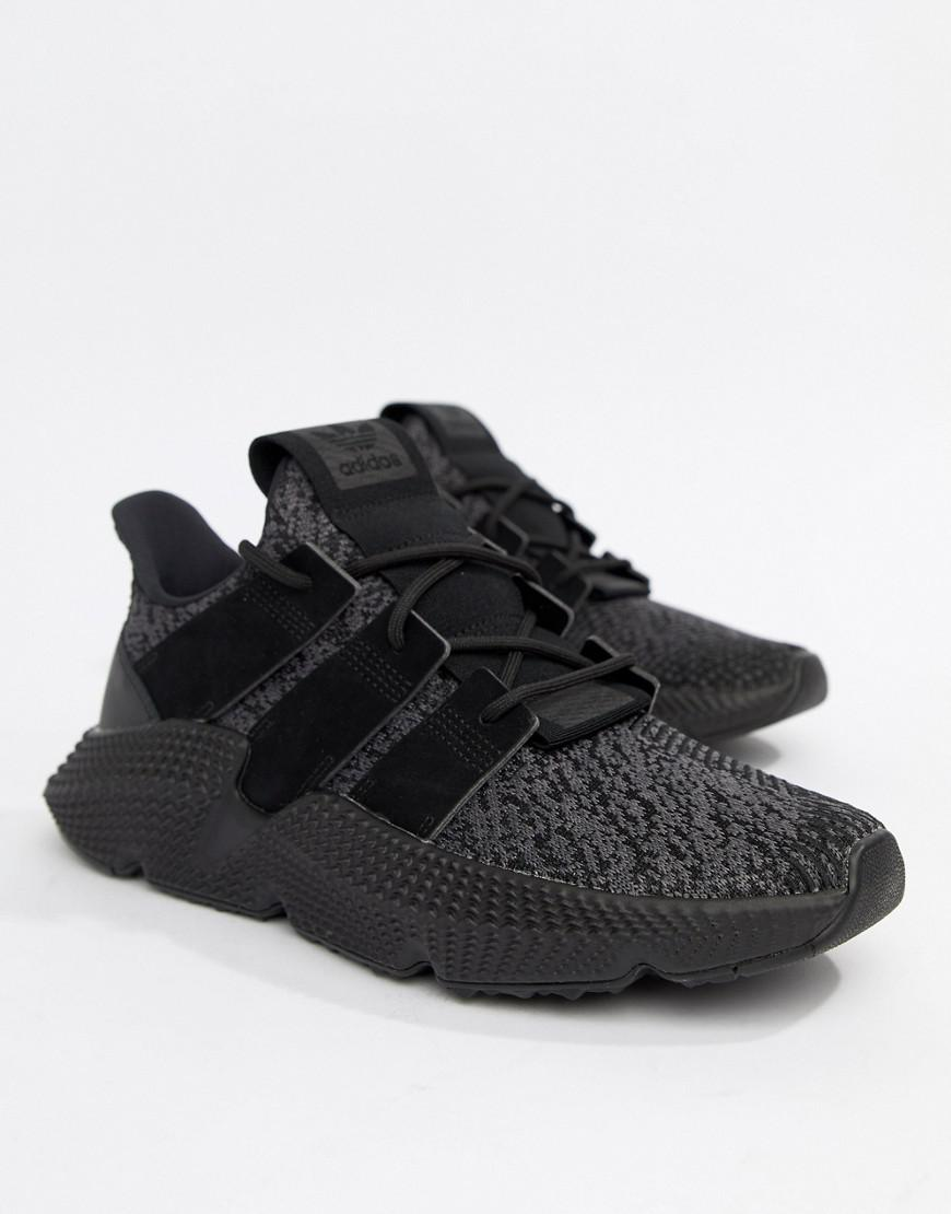 Lyst - adidas Originals Prophere Sneakers In Black Cq2126 in Black ... 08ef5f04c