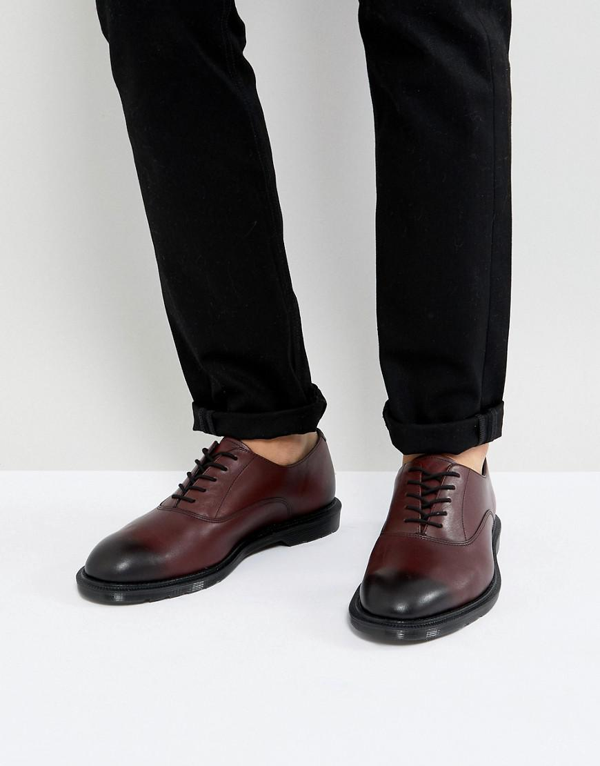 84798be74b0 Dr. Martens Fawkes Temperley Boots In Cherry Red in Red for Men - Lyst