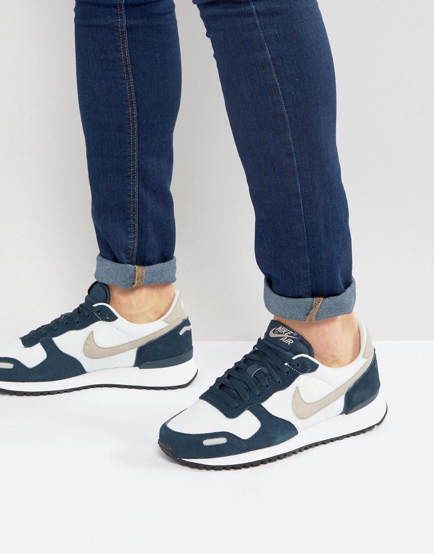 c55ac6abe842 Nike Air Vortex Sneakers In Navy 903896-400 in Blue for Men - Lyst