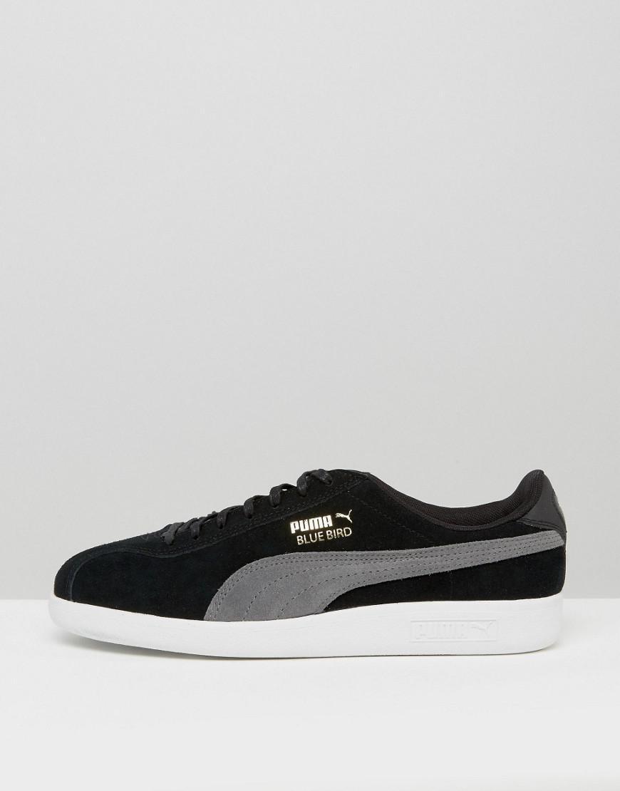 b0148d917187 Lyst - Puma Bluebird Sneakers In Black 36240102 in Black for Men