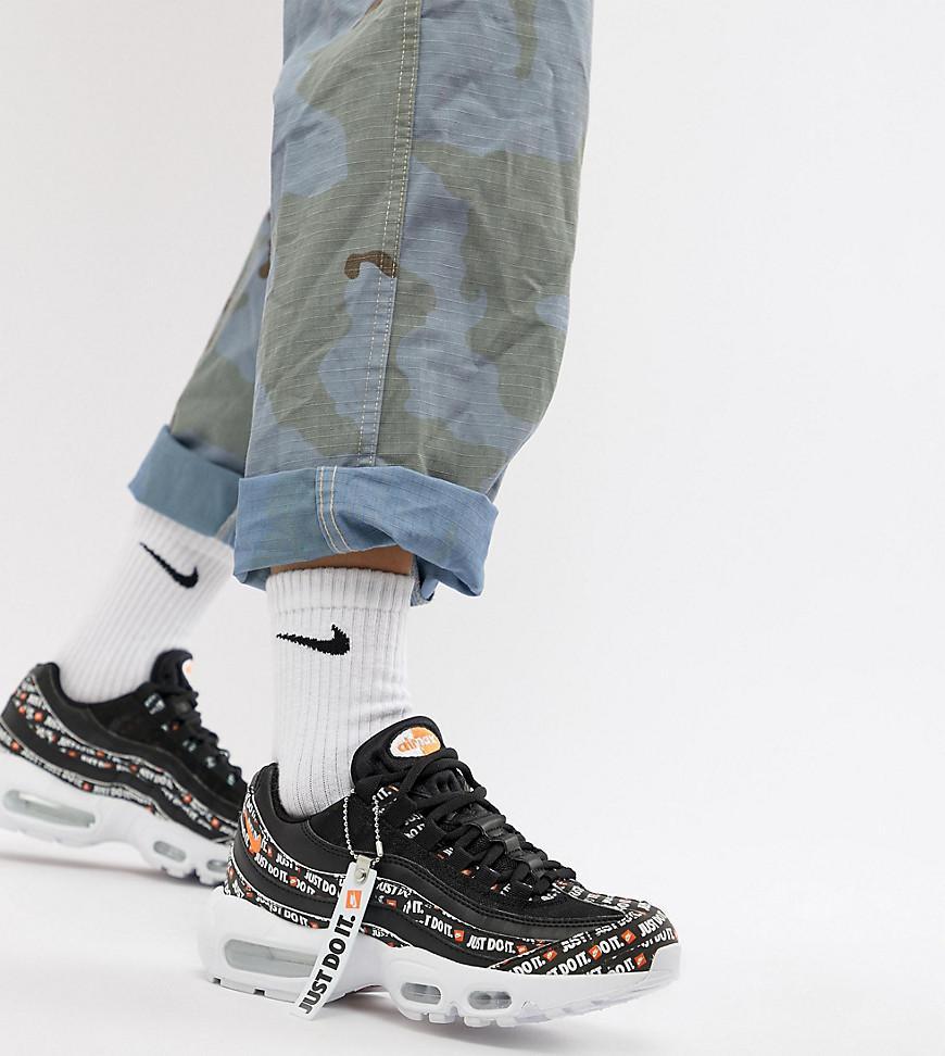 separation shoes 607cb e109a Lyst - Just Do It Air Max 95 Se Nike en coloris Orange