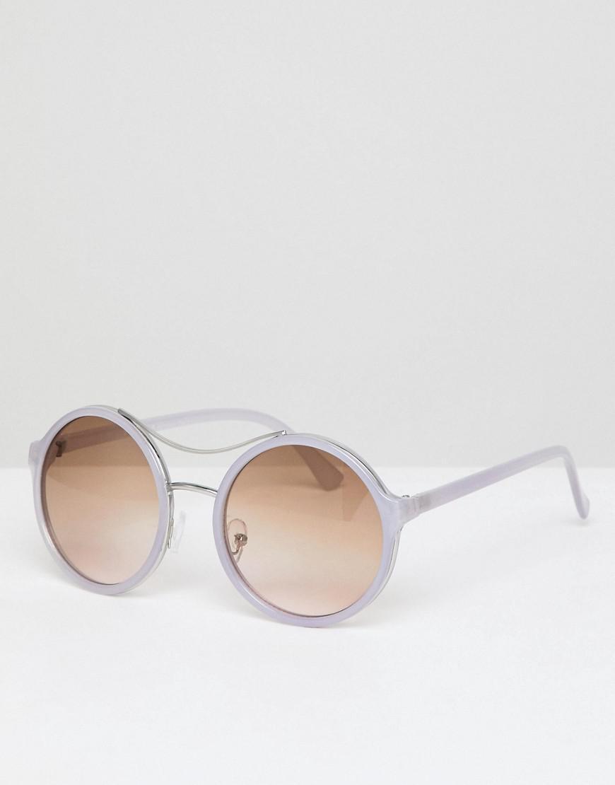 cat eye sunglasses with faded lens - Beige A.J. Morgan 1WQvMs8Oc