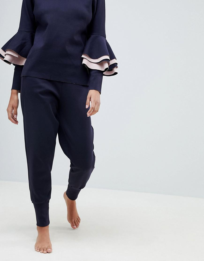 Collections Ted Says Relax Jersey Jogger - Navy Ted Baker Cheap New Arrival Cheap With Credit Card Outlet Cheap Authentic pxEWf4JZWz