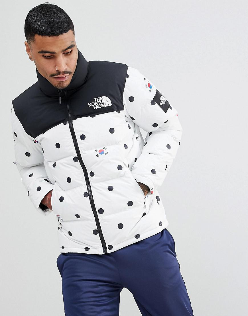 The North Face International Limited Capsule Nuptse Down Jacket In ... 59cf257f1