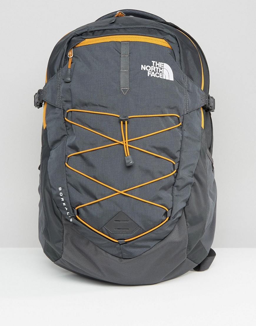Lyst - The North Face Borealis Backpack In Grey in Gray for Men d2b7e2a21a