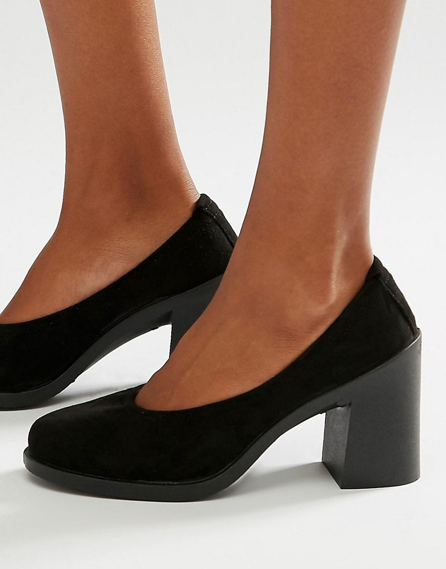 asos shoes in black lyst
