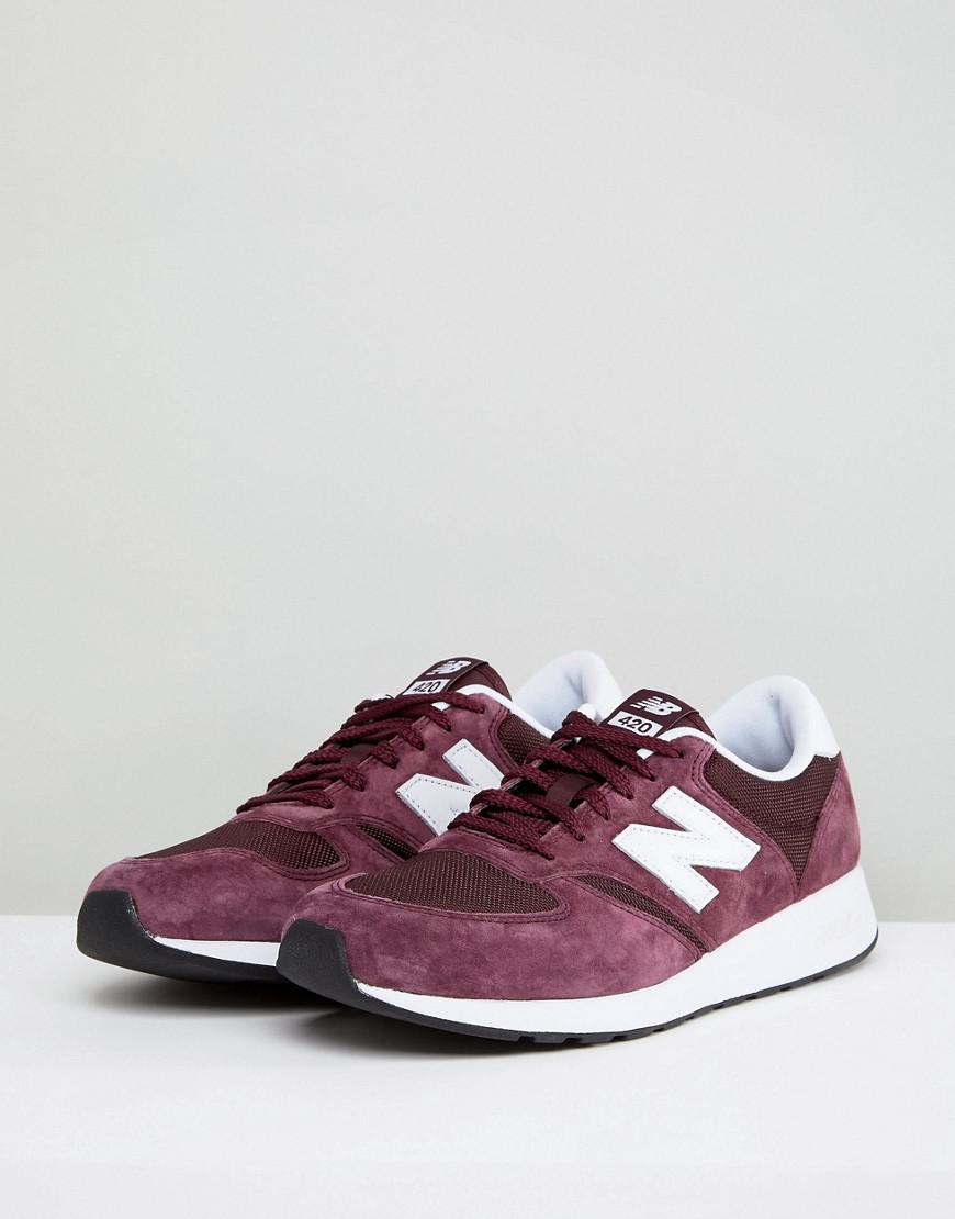 Discount Browse 420 Revlite Trainers In Red MRL420SY - Red New Balance Buy Cheap Supply Outlet Where To Buy USYQle