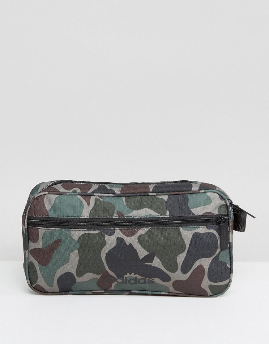 Lyst - adidas Originals Cross Body Bag In Camo Bq6090 in Green for Men 44fadba9a8008