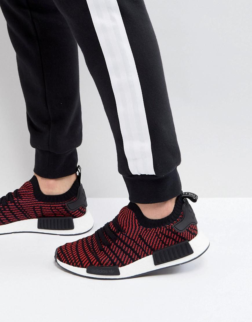 1b164ff2f Trainers Primeknit In Adidas Nmd R1 Originals Black Lyst Stlt 7qCR7f