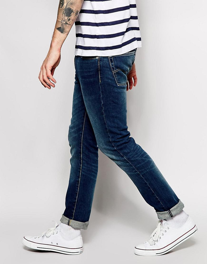 87923c5f59df Levi s Levi s Jeans 510 Skinny Fit Blue Canyon Stretch Mid Wash in ...