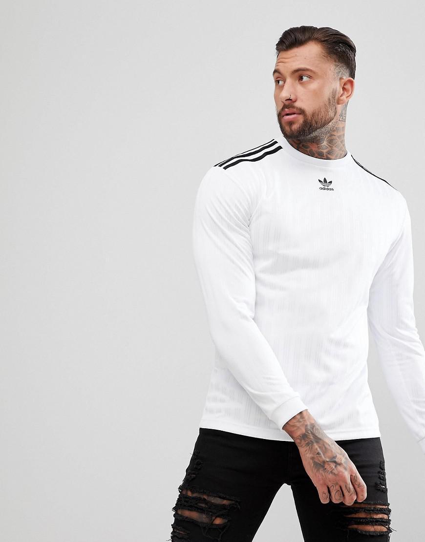 bafa14ca296 adidas Originals White in White for Men - Lyst