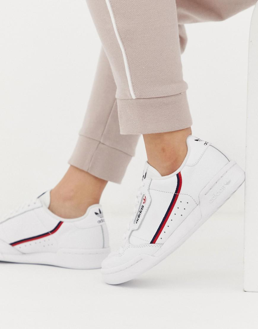 5494d60c0a Continental 80 adidas Originals pour homme en coloris Blanc - 16 ...
