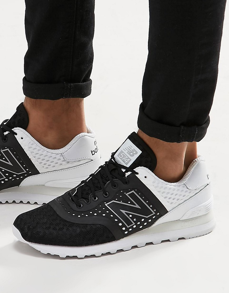 new balance 420 revlite trainers in black mrl420tb