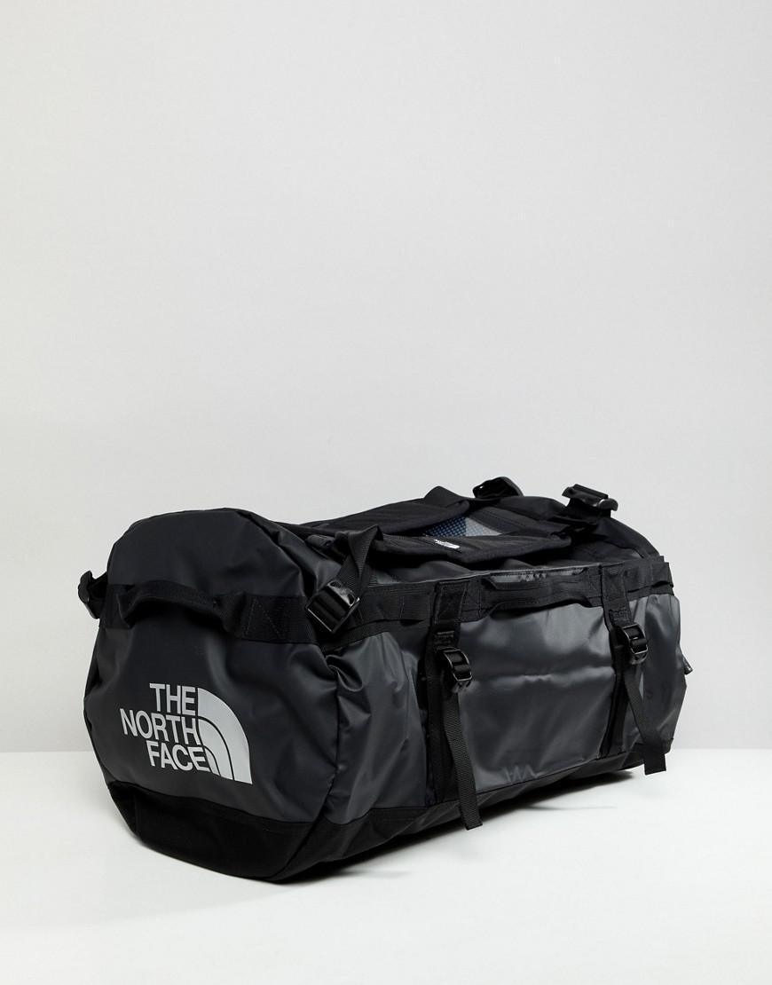 45d6d5438e The North Face Extra Small Base Camp Duffel Bag 31 Litres In Black ...