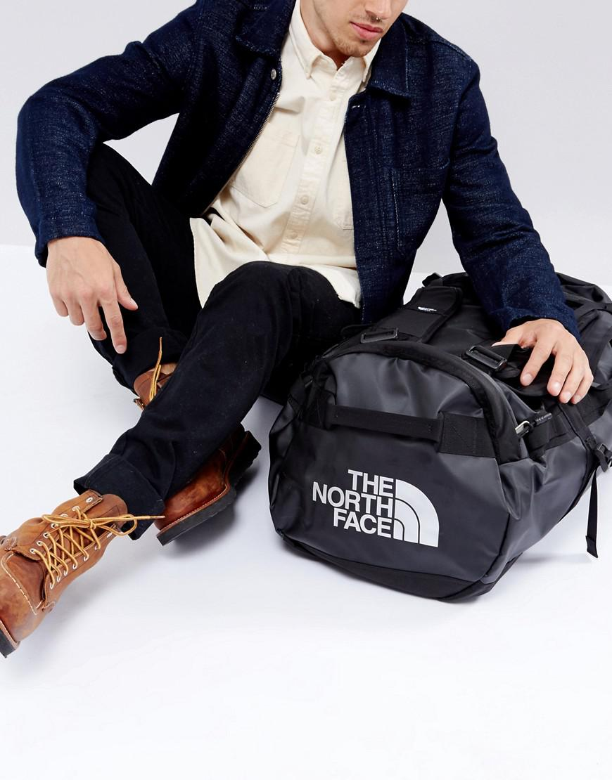 575d9e325506 The North Face Base Camp Duffel Bag Medium 71 Litres In Black in ...