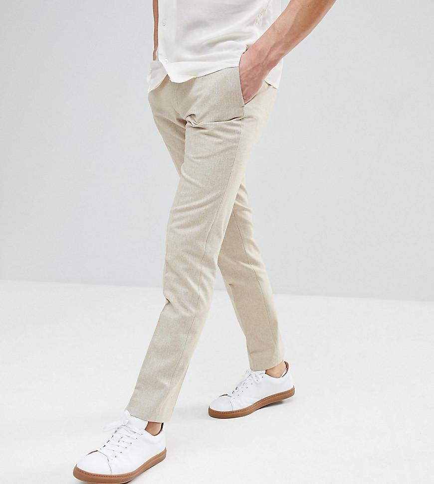 Skinny Lightweight Trouser In Camel - Stone Noak Discount Manchester YIKxQKYI