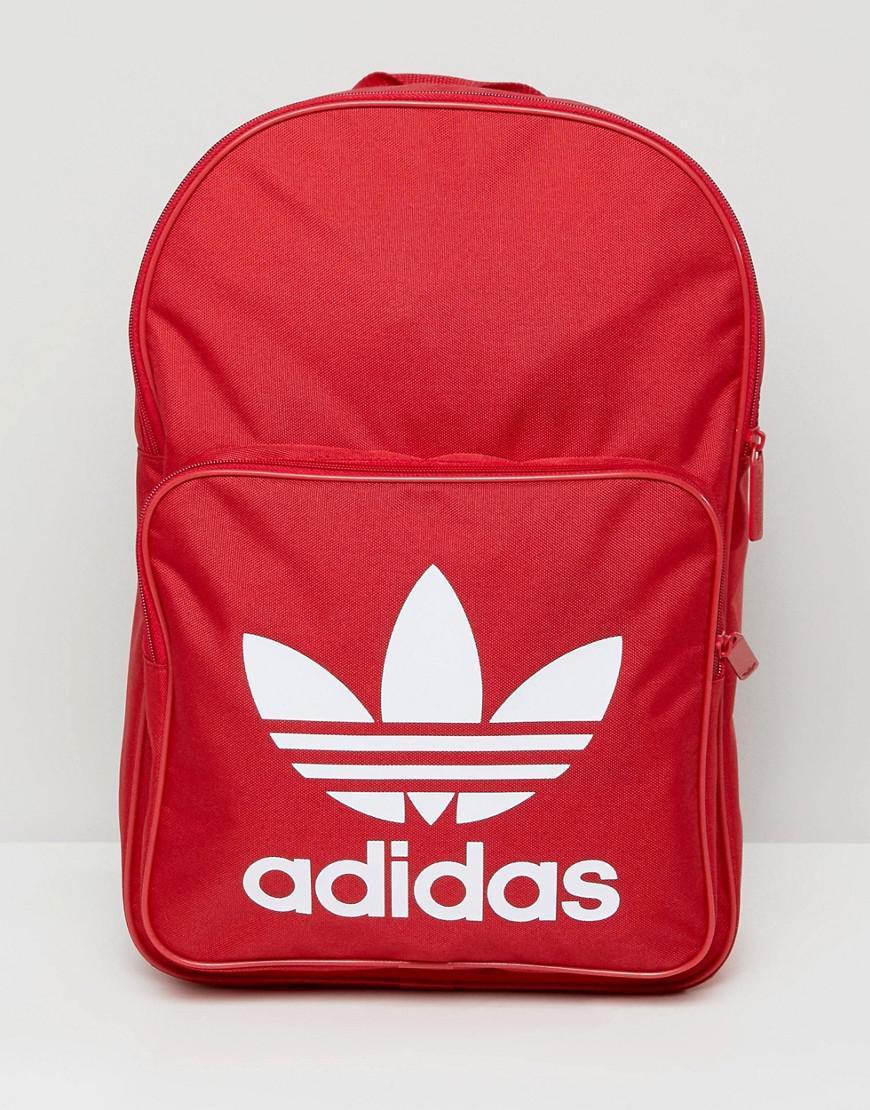 284c2af216 Lyst - Sac dos avec grand logo trfle adidas Originals pour homme en ...