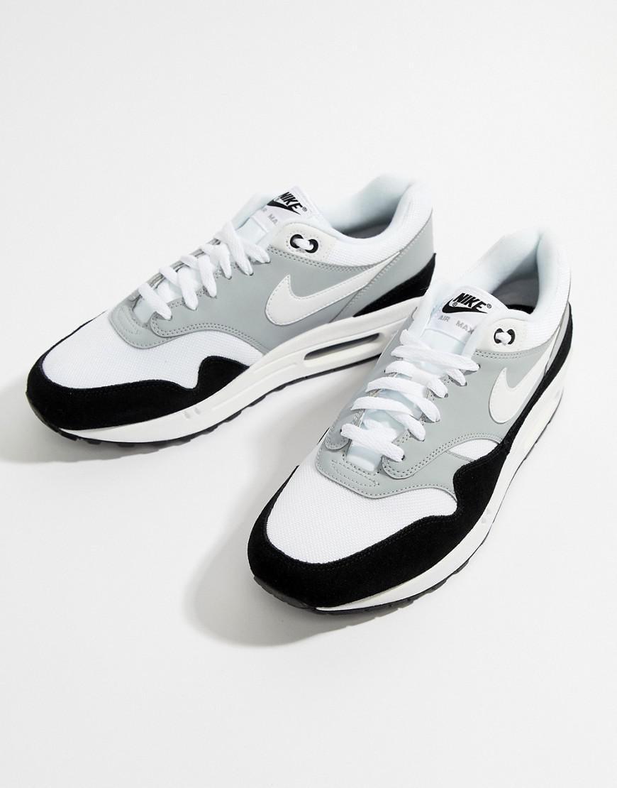pretty nice 24271 7890b Nike Air Max 1 Sneakers In Grey Ah8145-003 in Gray for Men - Lyst