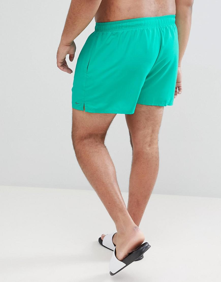 0111a107cdd Nike Nike Plus Exclusive Volley Swim Short In Green Ness8830-317 in Green  for Men - Lyst