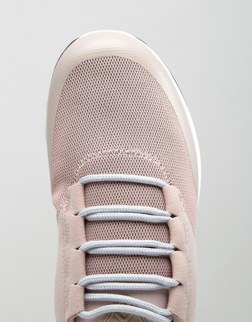 1b05e02822e2 Lacoste L-ight Jrs Trainers in Pink - Lyst