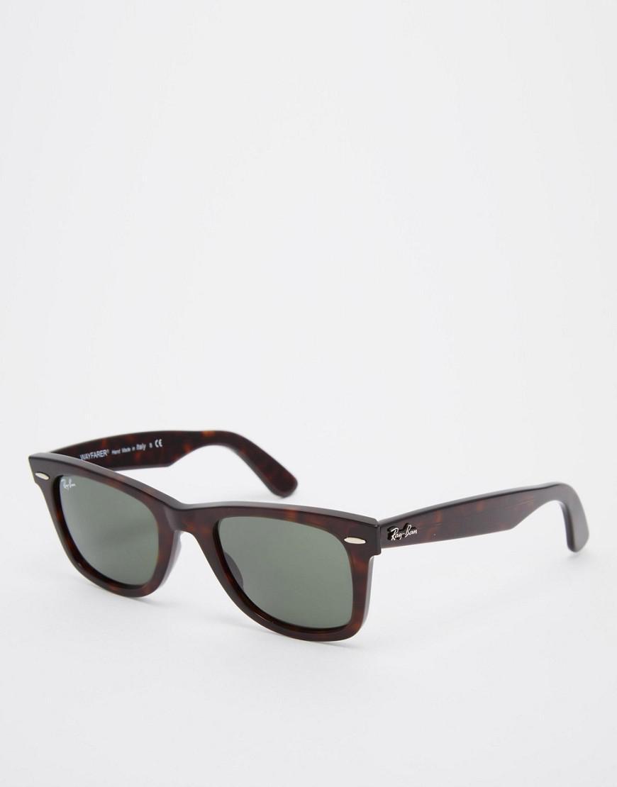 ba52c0b478 Ray-Ban Original Wayfarer Sunglasses 0rb2140 for Men - Lyst