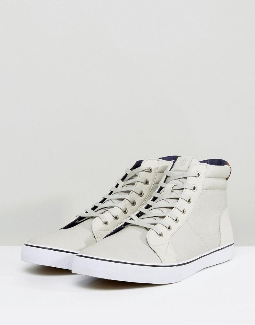 Call it Spring Seymard Hi Top Sneakers In Ice KiwRu4U