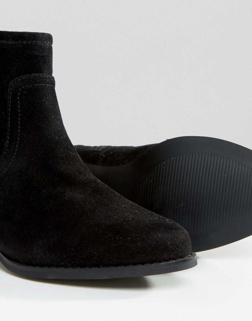 miss kg jan ankle boots in black lyst