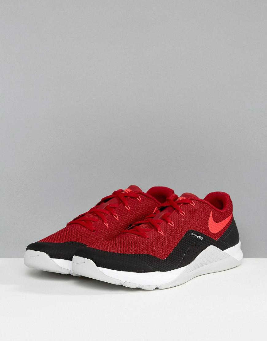 6c07b1842edd Nike Metcon Repper Dsx Trainers In Red 898048-601 in Red for Men - Lyst
