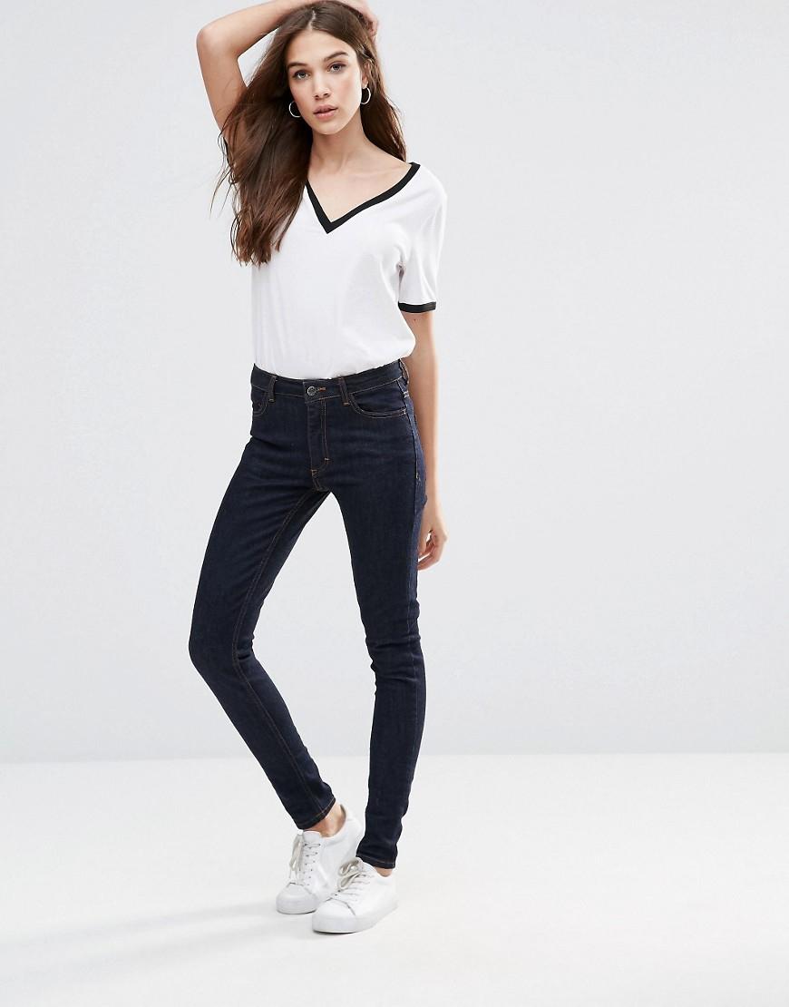 Creative Jagger Skinny  Black Ronald Sassoon Jeans  Superbalistcom