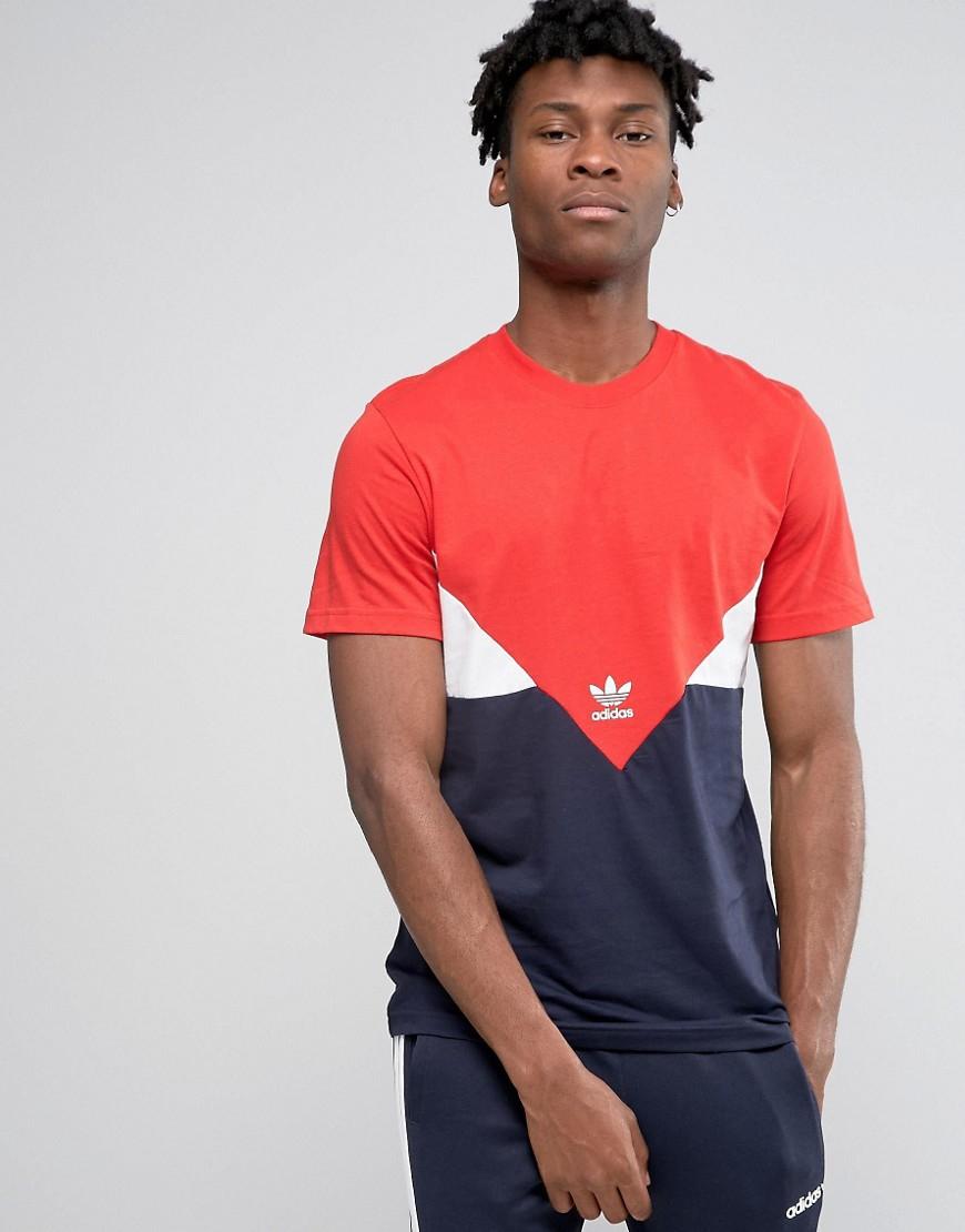 Adidas Originals Nova Retro Oversized T Shirt Men 100% Genuine