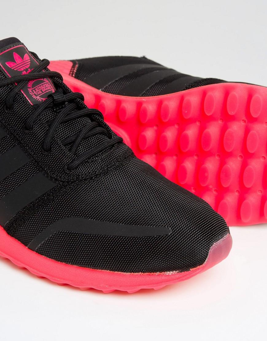 Adidas Men Originals Angeles Lyst Los S75998 In For Black lFJKc1
