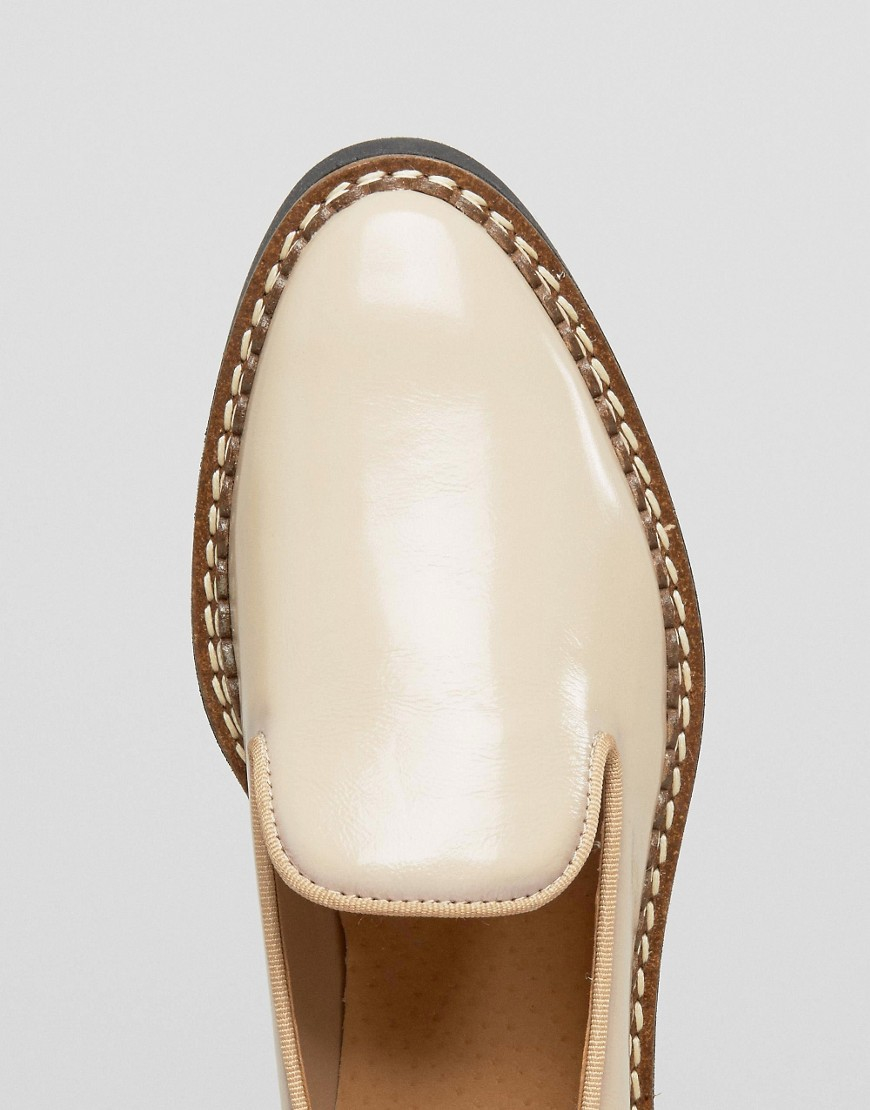 3f15fe367089 Lyst - ALDO Chunky Sole Flat Shoes in Natural
