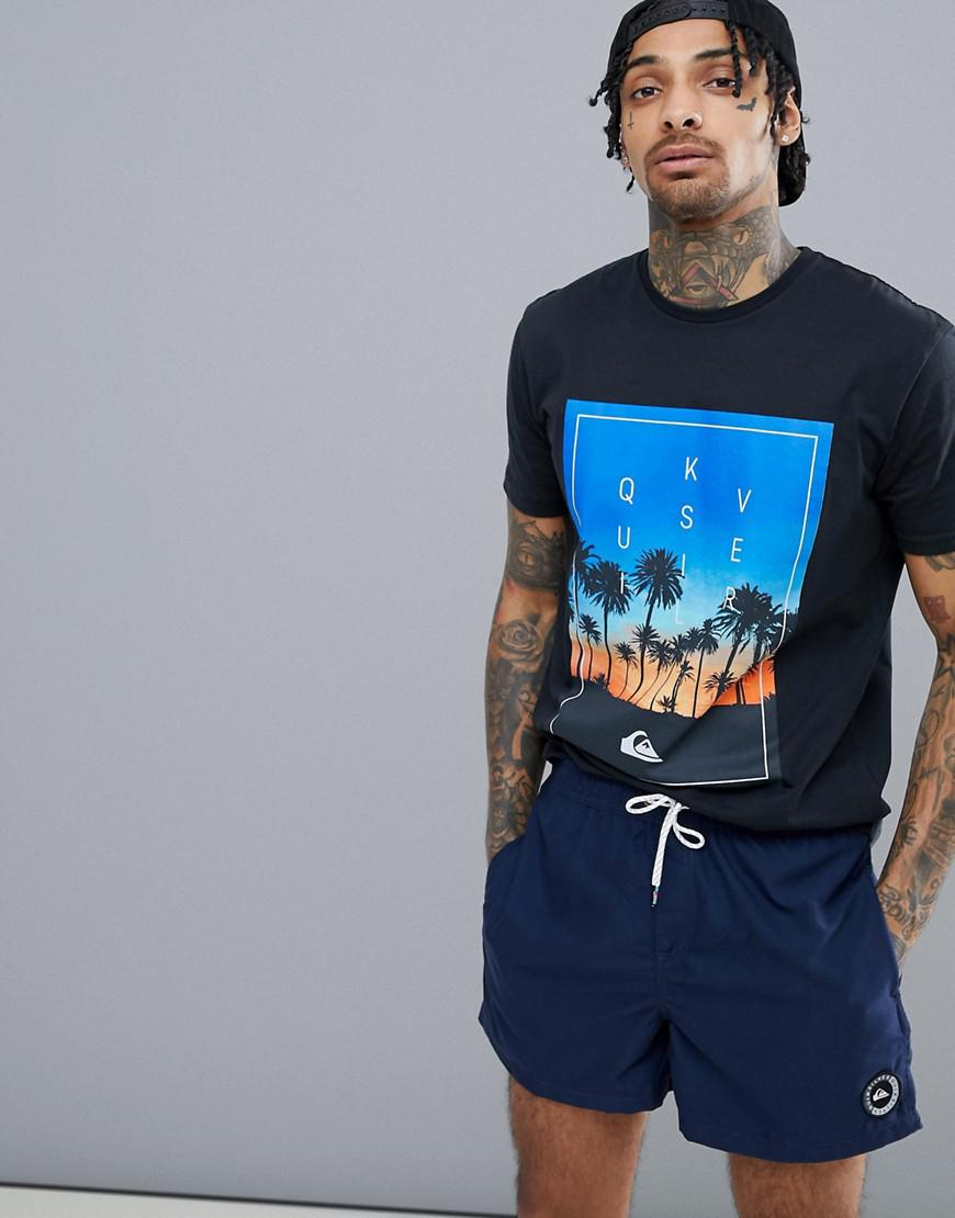 7522969f39 Quiksilver Everyday Volley 15 In Navy in Blue for Men - Lyst