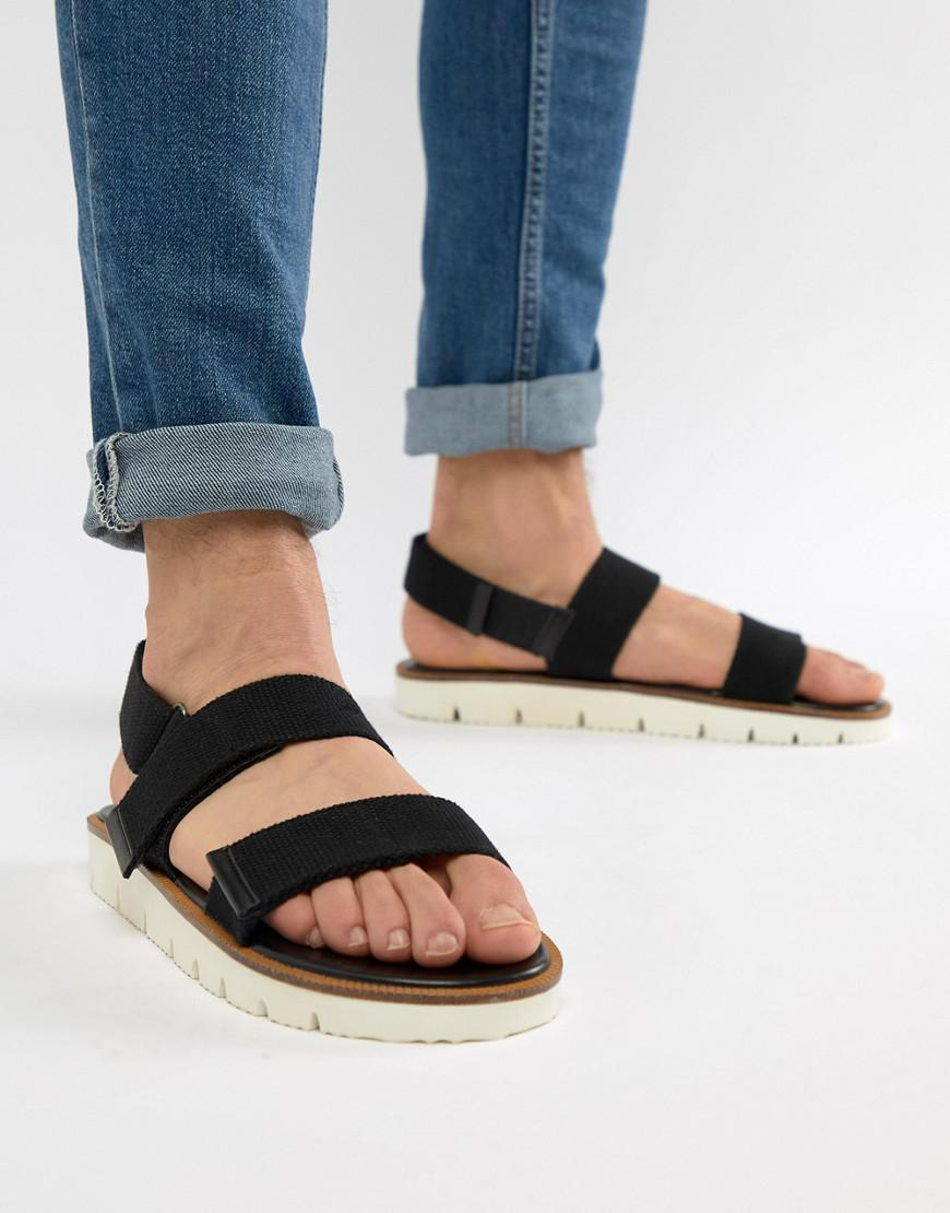 ASOS DESIGN Tech Sandals In Aztec Tape pick a best online wholesale price sale online faemivH