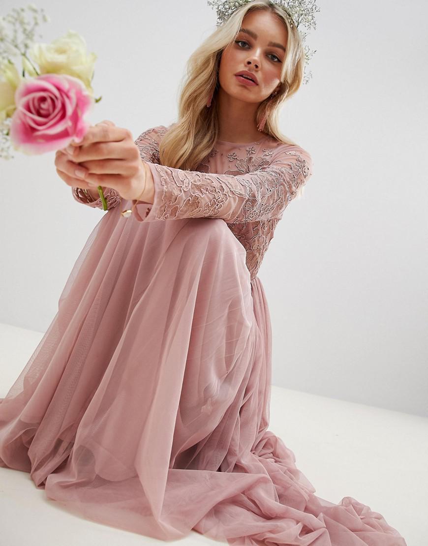 Encantador Asos Bridesmaids Dresses Molde - Colección de Vestidos de ...