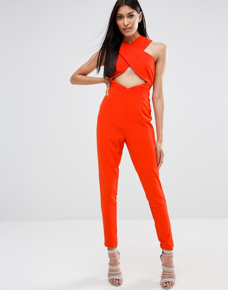 Wonderful  Weaver Collection Orange Prison Jumpsuit Costume Set  Women  Zulily