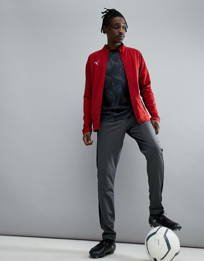 4bf6f6fc9 PUMA Soccer Nxt Tracksuit Set In Red 65558002 in Red for Men - Lyst