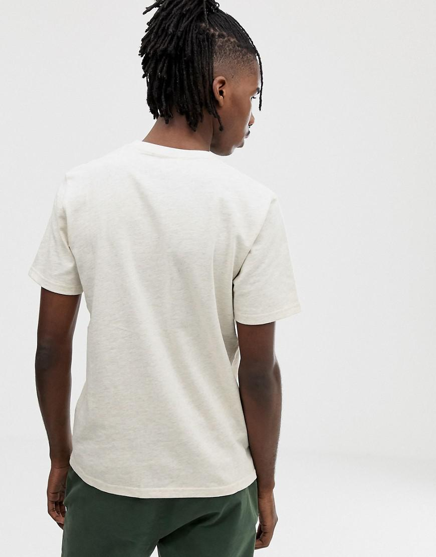 3e5254f94 Carhartt WIP Short Sleeved Holbrook Greetings T-shirt in White for Men -  Lyst