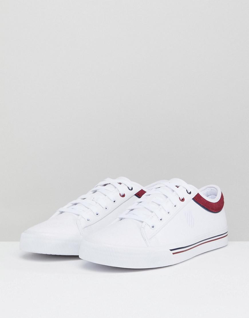 604f3455877abd Lyst - K-swiss Bridgeport Ii Sneakers in White for Men