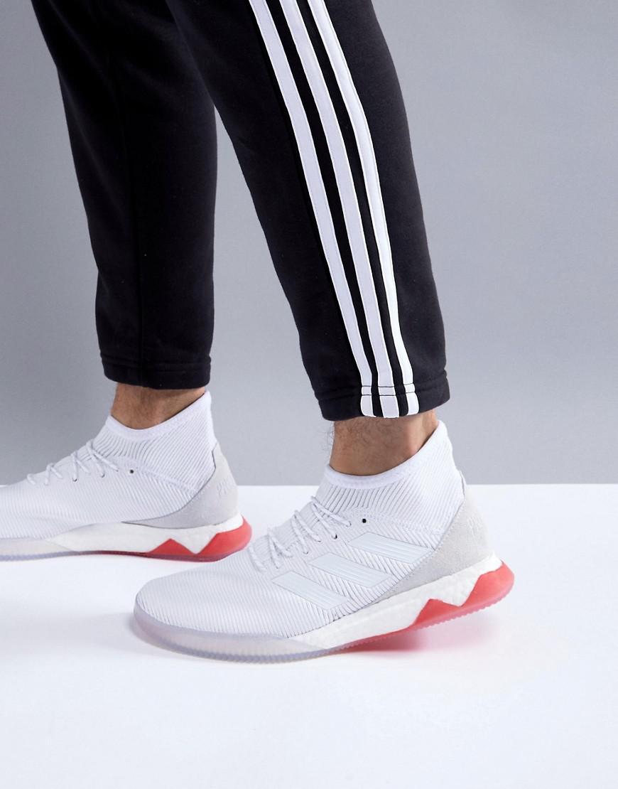 bb7314e07fc49f Lyst - adidas Football Tango Predator 18.1 Sneaker In White Cm7700 ...